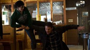 Haywire - Gina Carno and Channing Tatum