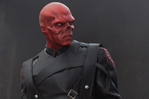 Captain America the First Avenger - Hugo Weaving as The Red Skull