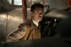 Dominic Cooper as Howard Stark in Captain America the First Avenger