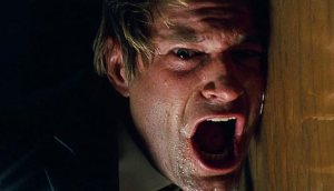 Aaron Eckhart as Harvey Dent in The Dark Knight
