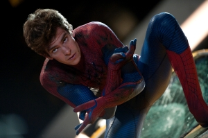 "Photo By: Jaimie Trueblood/Columbia Pictures Industries, Inc.Andrew Garfield stars as Spider-Man in Columbia Pictures' ""The Amazing Spider-man."""