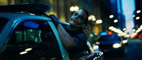 The Dark Knight Heath Ledger Joker