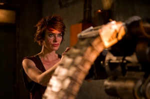"Joe Alblas/Lionsgate PublicityLena Headey stars as Ma-Ma in ""Dredd 3D."""