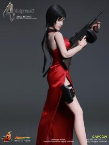 Hot Toys reveals Ada Wong figure - Resident Evil 4