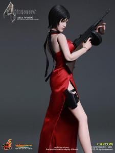 Hot Toys reveals Ada Wong figure - Resident Evil 4