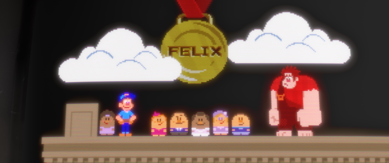 Wreck-It Ralph Fix-It Felix