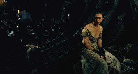 Anne Hathaway as Fatine in Les Miserables