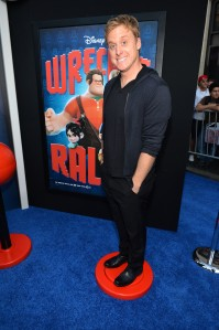 "Alberto E. RodriguezAlan Tudyk at the ""Wreck-It Ralph"" premiere."
