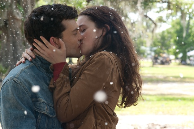"Warner Bros. PicturesEthan Wate (Alden Ehrenreich) and Lena Duchannes (Alice Englert) in ""Beautiful Creatures."""