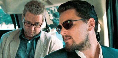 Body of Lies Russell Crowe and Leonardo DiCaprio