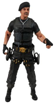 Diamond Select The Expendables 2 Barney Ross beret Sylvester Stallone