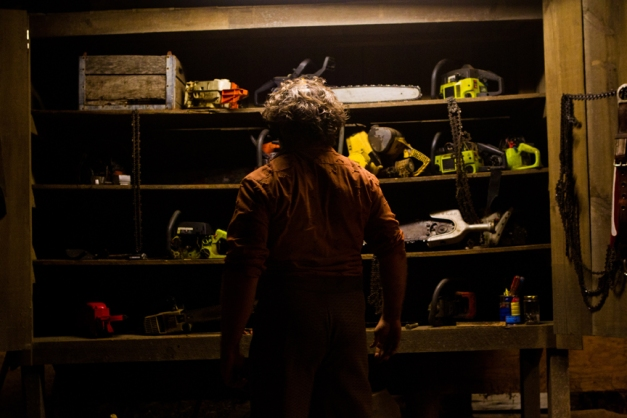 Leatherface in Texas Chainsaw Massacre 3D