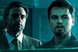 Mark Strong and Leonardio DiCaprio in Body of Lies