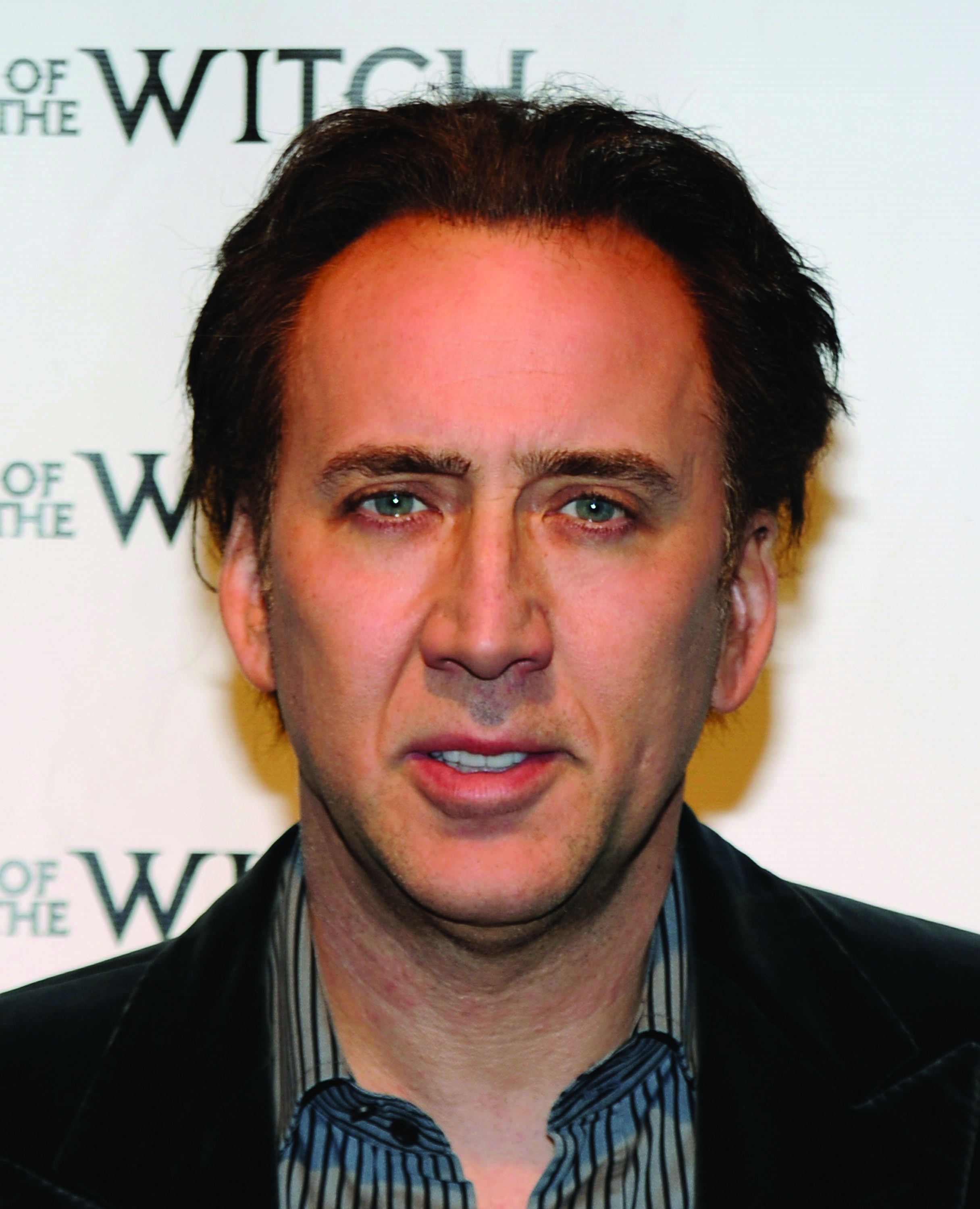 Photo by Larry Busacca - nicholas-cage1