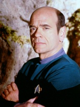 "Robert Picardo in ""Star Trek: Voyager"""