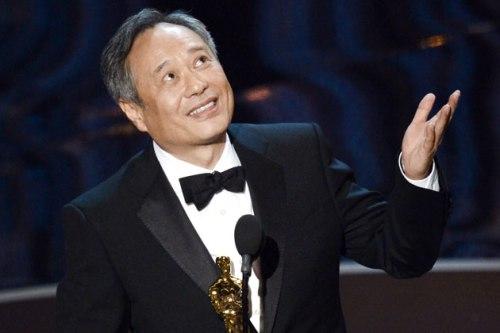 2012 Oscar Best Director Ang Lee