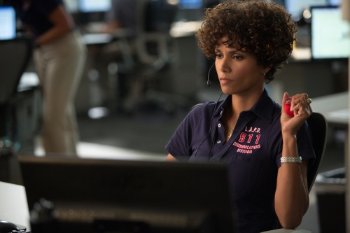 "Greg Gayne/TriStar Pictures Halle Berry in TriStar Pictures thriller ""THE CALL.."""