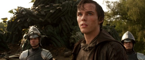 "Warner Bros. PicturesNicholas Hoult as Jack in ""Jack the Giant Slayer."""
