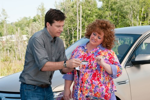 "Guy D'Alema/Universal StudiosJASON BATEMAN and MELISSA MCCARTHY lead the cast of ""Identity Thief"", an all-star comedy in which a regular guy is forced to extreme measures to clear his name. With everything to lose after his identity is stolen, he'll find out how crazed you can get trying to settle a bad credit score."
