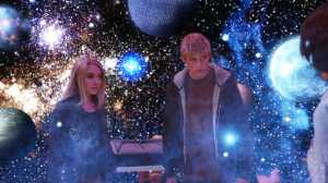 Race to Witch Mountain stars AnnaSophia Robb and Alexander Ludwig