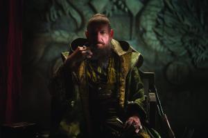 Zade Rosenthal/Marvel The Mandarin (Ben Kingsley)