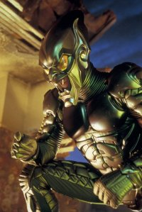 Spider-Man movie Green Goblin