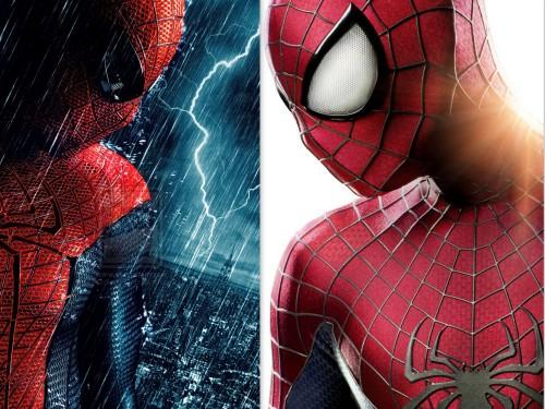 The Amazing Spider-Man movie costumes