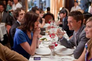 Valentine's Day movie Anne Hathaway and Topher Grace