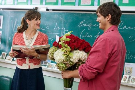 Valentine's Day movie Jennifer Garner and Ashton Kutcher