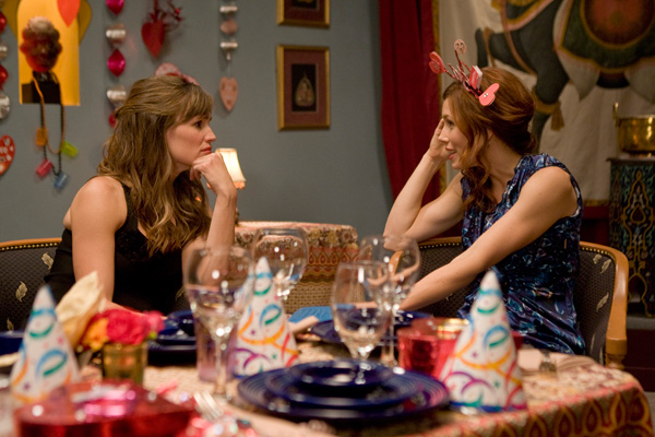 Valentines Day movie image JENNIFER GARNER and JESSICA BIEL
