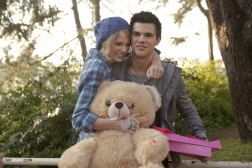 Valentine's Day movie Taylor Swift and Taylor Lautner