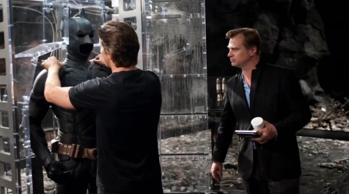 Christopher Nolan and Christian Bale on The Dark Knight Rises