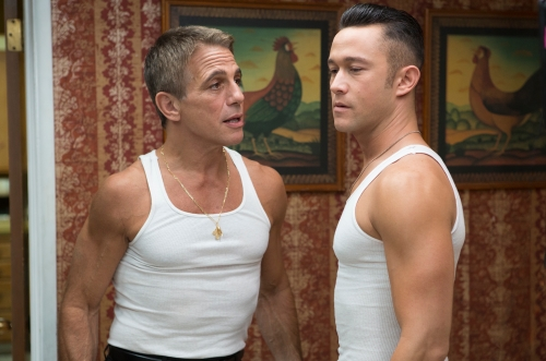 "Daniel McFadden/Relativity MediaTony Danza and Joseph Gordon-Levitt in ""Don Jon's Addiction."""