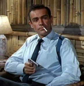 Dr. No James Bond shoots