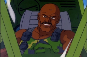 GI Joe cartoon Roadblock