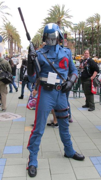 GI Joe Cobra Commander by the darkwolf