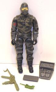 GI Joe Firefly action figure 1984