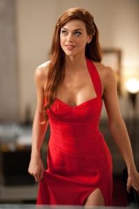 Jamie Trueblood/Paramount PicturesLady Jaye (Adrianne Palicki) goes undercover.