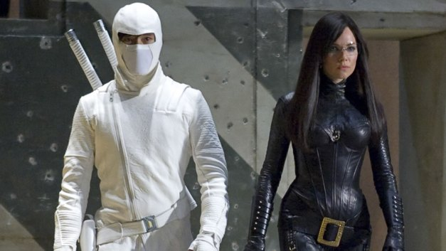 GI Joe Rise of Cobra Storm Shadow and Baroness
