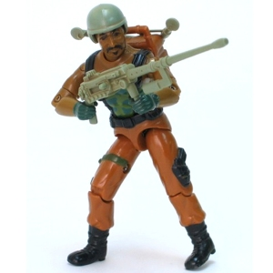 GI Joe Roadblock action figure
