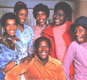 Good Times TV cast
