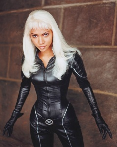 Halle Berry as Storm in X-Men
