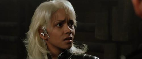 Halle Berry as Storm in X2
