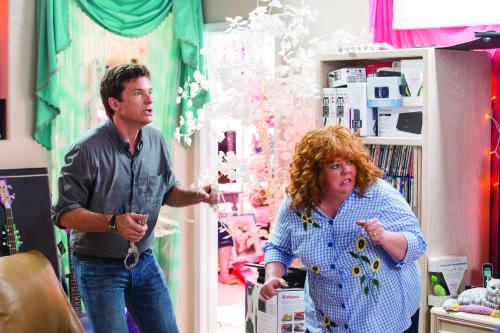 "Bob Mahoney/Universal PicturesJason Bateman and Melissa McCarthy in ""Identity Thief."""