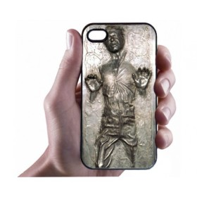 iPhone4 - Han-Solo-Carbonite-500x500
