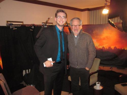 Kevin and Stephen Spielberg