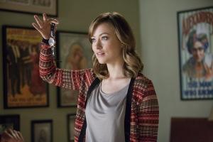 Ben Glass/Warner Bros. PicturesJane (Olivia Wilde) performs a trick.