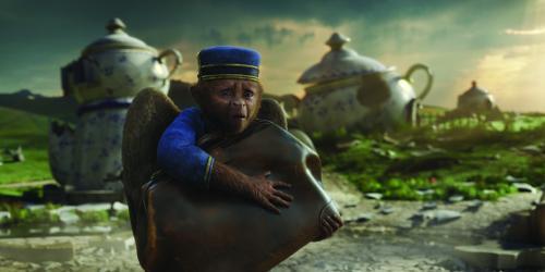 Walt Disney PicturesFinley the flying monkey