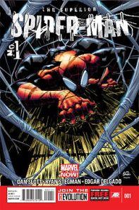 Superior Spider-Man No. 1 free Marvel comic book