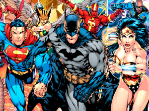 Superman, Batman and Wonder Woman ready for Justice League movie